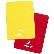Select karty pre rozhodcov - Vybavenie pre futbalových rozhodcov