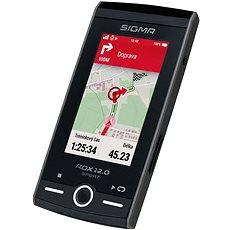 Sigma Rox 12.0 Sport Basic šedé - Cyklonavigácia