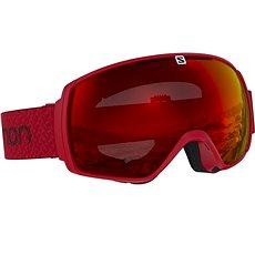 Salomon Xt One Matador/Univ Mid Red - Lyžiarske okuliare