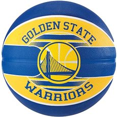 Spalding NBA team ball Golden State Warriors veľkosť 5 - Basketbalová lopta