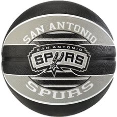 Spalding NBA team ball SA Spurs - Basketbalová lopta