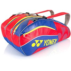 Yonex Bag 8529, 9R, Red/Blue - Športová taška