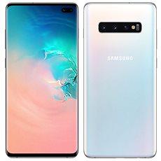 Samsung Galaxy S10+ Dual SIM 128 GB biely - Mobilný telefón