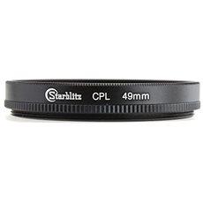 Starblitz cirkulárny polarizačný filter 49 mm - Filter