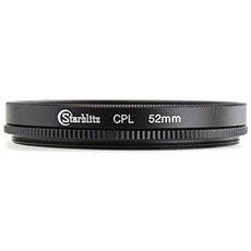 Starblitz cirkulárny polarizačný filter 52 mm - Filter
