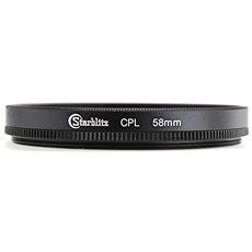 Starblitz cirkulárny polarizačný filter 58 mm - Filter