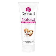 DERMACOL Natural Almond Hand Cream 100 ml - Krém na ruky