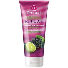 DERMACOL Aroma Ritual Hand Cream Grape & Lime 100 ml - Krém na ruky