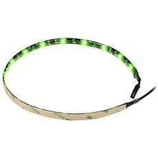 AKASA Vegas M – zelený - LED pás