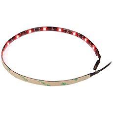 AKASA Vegas M – červený - LED pás