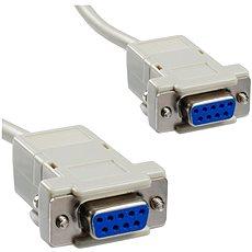 PremiumCord Sériový laplink 9F-9F - Dátový kábel
