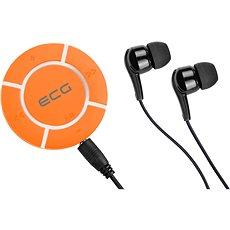 ECG PMP 10 4GB Orange - MP3 prehrávač