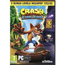Crash Bandicoot N Sane Trilogy - Hra na PC