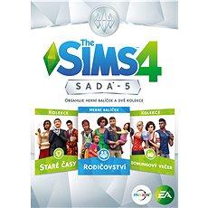 The Sims 4 Bundle Pack 5 - Herný doplnok