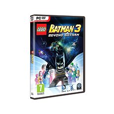 LEGO Batman 3: Beyond Gotham - Hra na PC