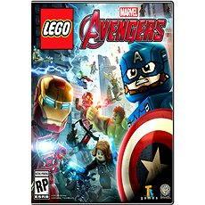 LEGO Marvel Avengers - Hra na PC