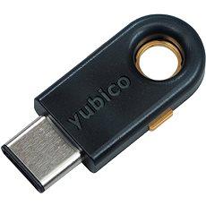 YubiKey 5C - Hardvérová peňaženka