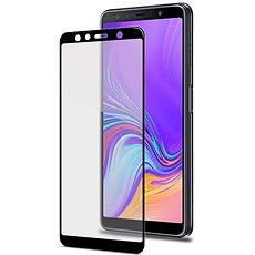 CELLY Full Glass pre Samsung Galaxy A7 (2018) čierne - Ochranné sklo
