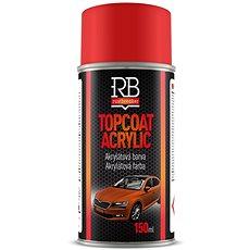 Rustbreaker – čierna matná 150 ml - Farba v spreji
