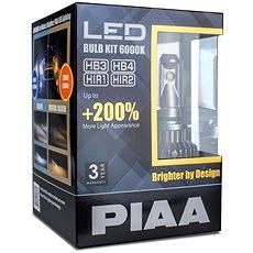PIAA LED HB3/HB4/HIR1/HIR2 6000 K - Autožiarovka