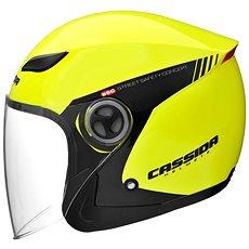 CASSIDA Reflex Safety veľ. S - Prilba na skúter