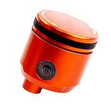 M-Style nádobka na kvapalinu Honda CB1000R – oranžová - Nádobka na brzdovú kvapalinu