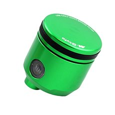 M-Style nádobka na kvapalinu Honda CB1000R – zelená - Nádobka na brzdovú kvapalinu