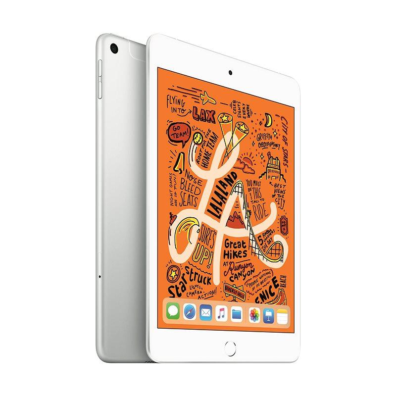iPad mini 64GB Cellular Strieborný 2019 - Tablet
