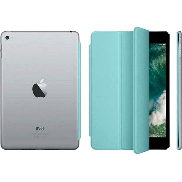 Smart Cover iPad mini 4 Sea Blue - Ochranný kryt