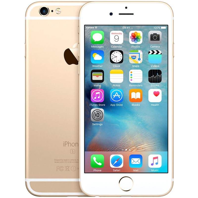 iPhone 6s 32 GB Gold - Mobilný telefón