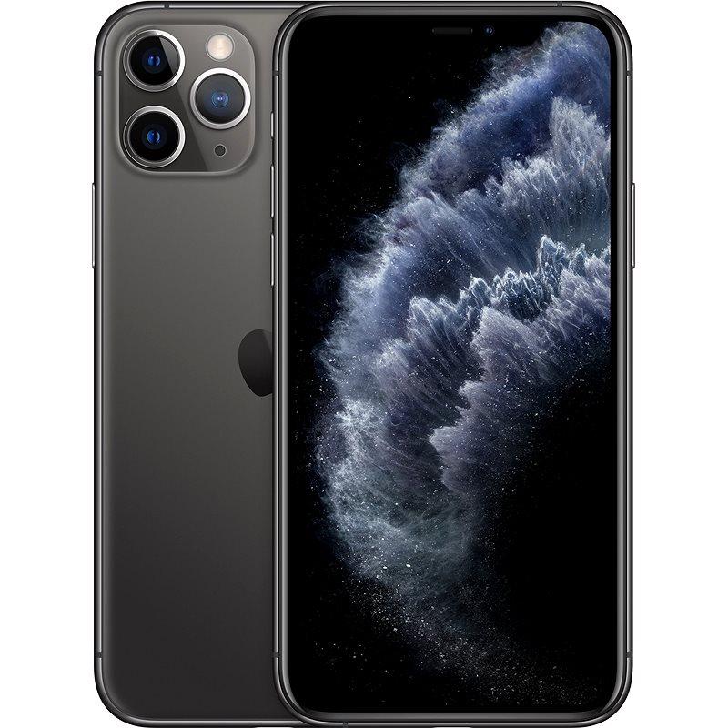 iPhone 11 Pro 256 GB vesmírne sivá - Mobilný telefón