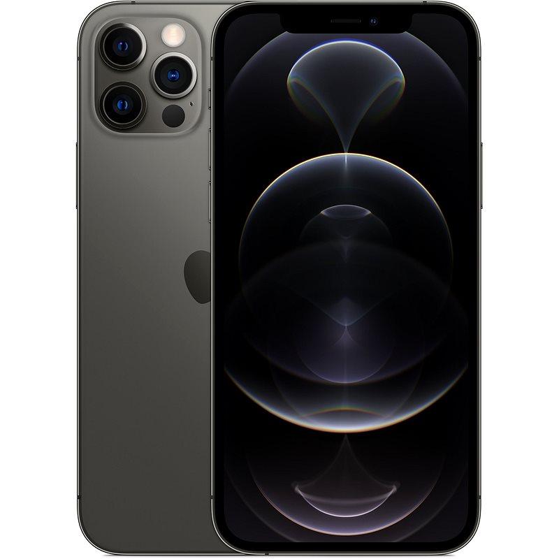iPhone 12 Pro 256GB sivý - Mobilný telefón