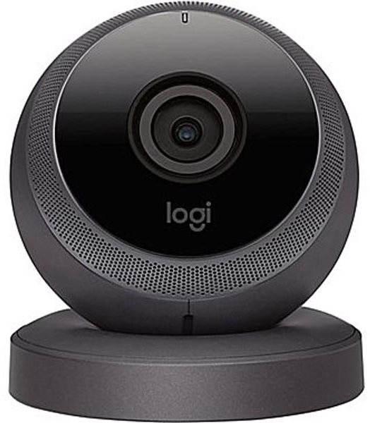 Logitech Circle čierna - IP kamera