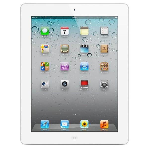 iPad 2 64GB Wi-Fi White - Tablet