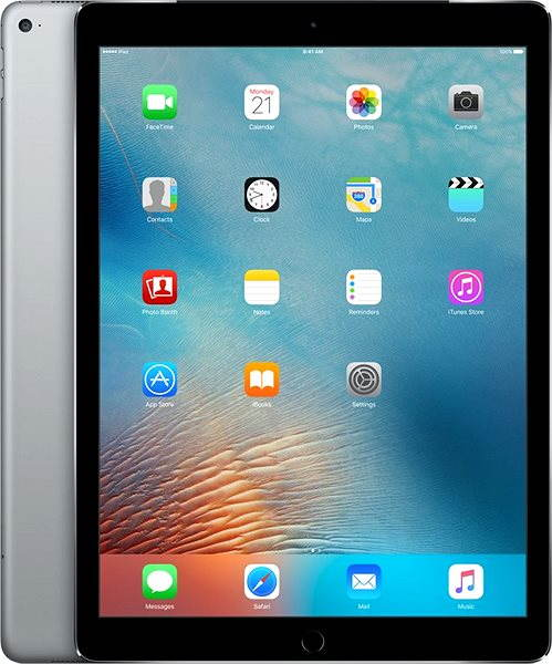 """iPad Pro 12.9"""" 128GB Cellular Space Gray - Tablet"""