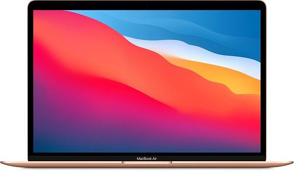 "Macbook Air 13"" M1 SK Zlatý 2020 - MacBook"