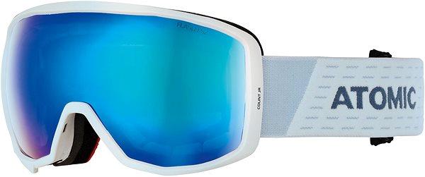 de9ddfdcc Atomic Count Jr Spherical White/Blue - Lyžiarske okuliare | alza.sk