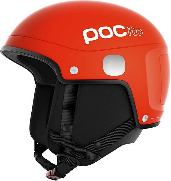 POC POCito Skull Light Fluorescent Orange veľ. XS-S 51-54cm ... 075e3729797
