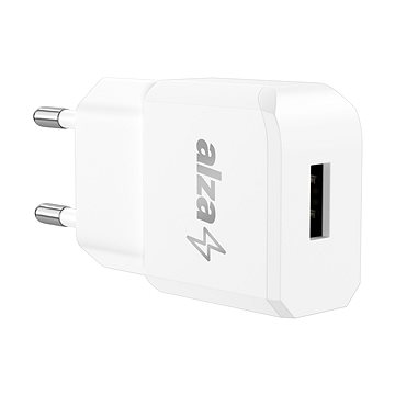 AlzaPower Smart Charger 2.1A biela - Nabíjačka do siete