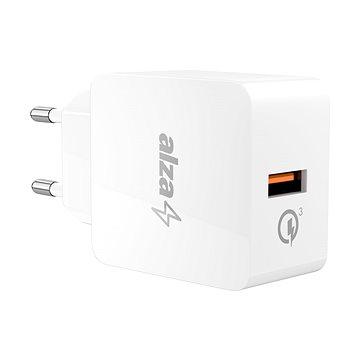 AlzaPower Q100 Quick Charge 3.0 biela - Nabíjačka do siete
