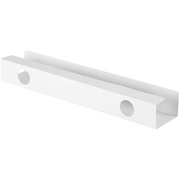 AlzaErgo CMT110 biely - Organizér káblov