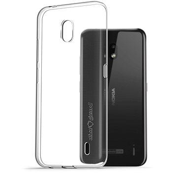 AlzaGuard na Nokia 2.2 číre - Kryt na mobil