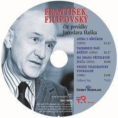 Povídky Jaroslava Haška - Audiokniha MP3