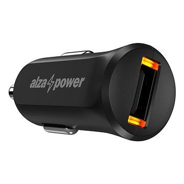 AlzaPower Car Charger S310 Black - Nabíjačka do auta