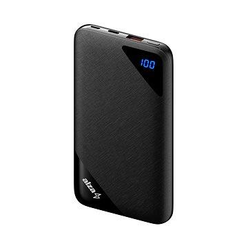 AlzaPower Source 10000 mAh Quick Charge 3.0 Black - Powerbank
