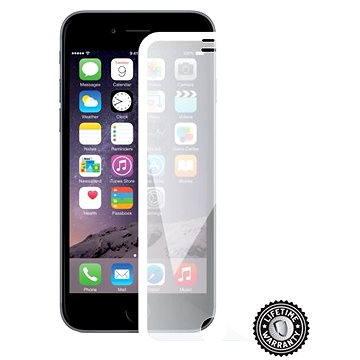 ScreenShield Tempered Glass Apple iPhone 6 a iPhone 6S biele - Ochranné sklo