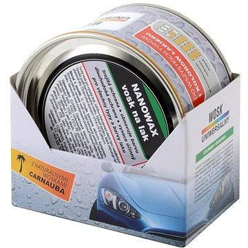 Compass NANOWAX vosk na lak NANO 250 g - Vosk na auto