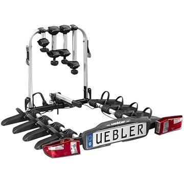UEBLER  F42 na 4 bicykle - Nosič bicyklov na ťažné zariadenie