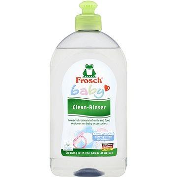FROSCH Baby Hypoalergénny umývací prostriedok na dojčenské fľaše a cumlíky 500 ml - Eko prostriedok na riad
