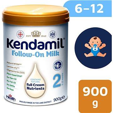 Kendamil pokračovacie mlieko 2 DHA+  (900 g) - Dojčenské mlieko